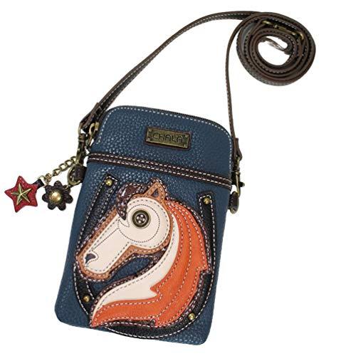 Chala Horse Cellphone Crossbody Handbag/Convertable Strap – Horse Lovers