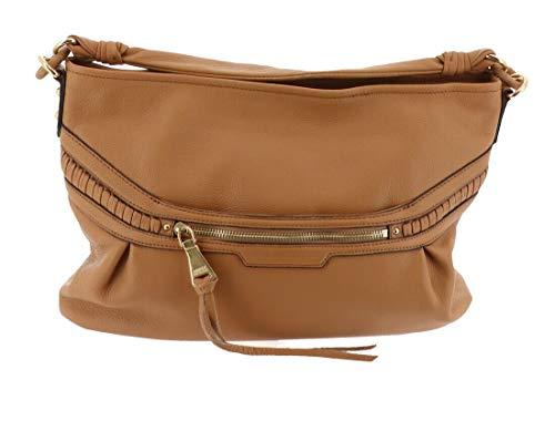 Aimee Kestenberg Leather Hobo Layla Vachetta New A294946