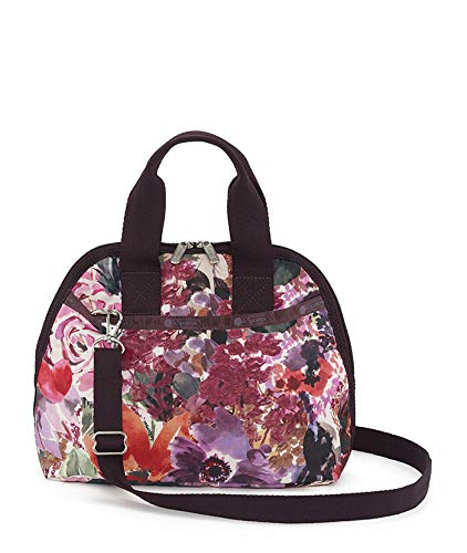LeSportsac Harmony Floral Amelia Convertible Crossbody & Top Handle Tote Handbag