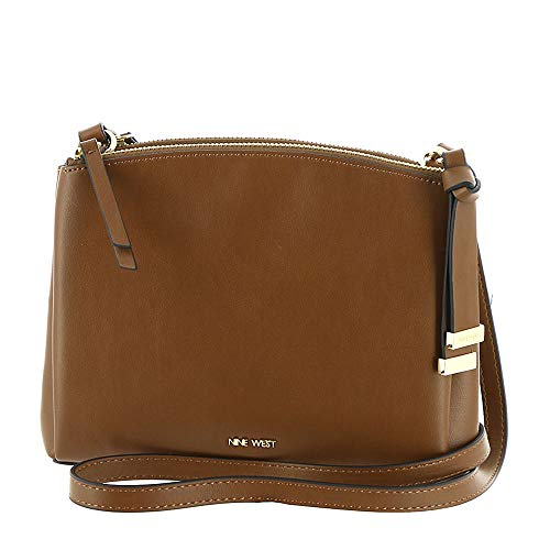 Nine West Crossbody, Cognac