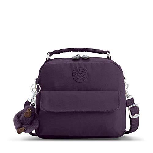 Kipling CANDY Handbag (convertible to backpack) Plum Purple