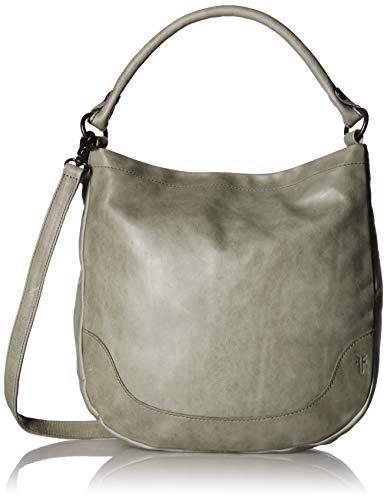 Frye Melissa Hobo Leather Handbag, Fern