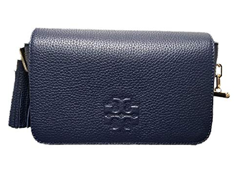 Tory Burch 55373 Thea Mini Bag (Royal Navy)