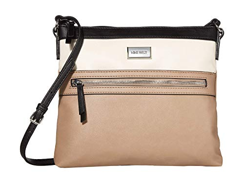 Nine West Coralia Sure Springs Crossbody Milk Multi One Size