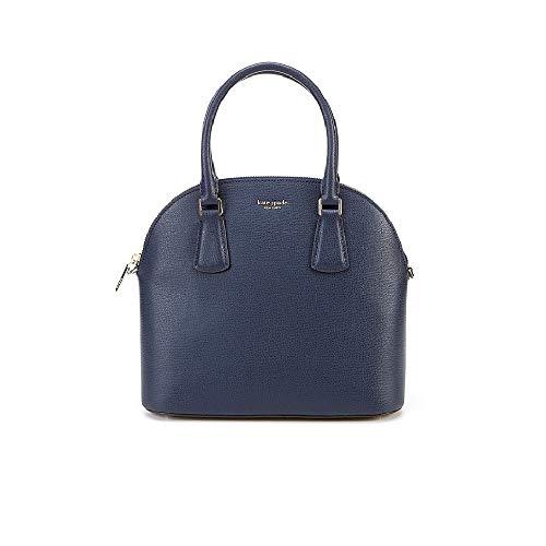 Kate Spade Sylvia Ladies Medium Blazer Blue Leather Satchel Bag PXRUA271429