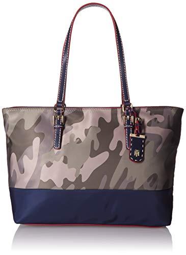 Tommy Hilfiger Tote Bag for Women Julia, Green