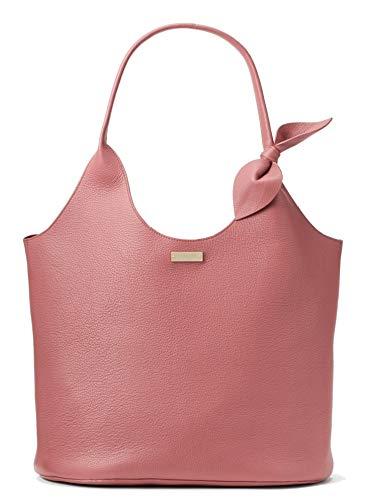 kate spade new york On Purpose Shopper Tote Leather Shoulder Bag, Sparrow