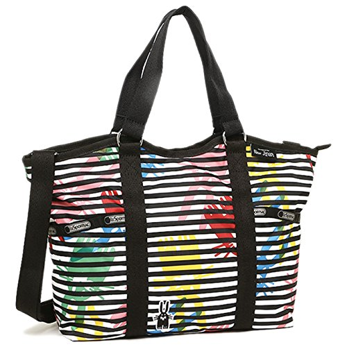 LeSportsac Peter Jensen Collection Small Carryall Tote Bag – Jeffrey