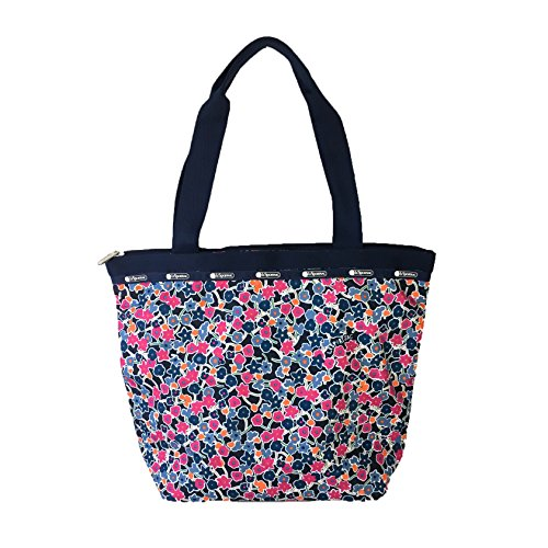 LeSportsac Hailey Tote, Delightful Navy