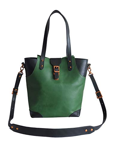 Amerileather Ruby Leather Tote (#1298-7)