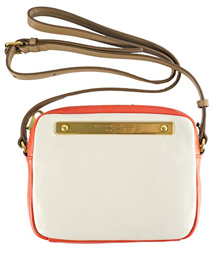 Marc by Marc Jacobs Goodbye Columbus Mireu Cross Body Vibrant Red Multi One Size