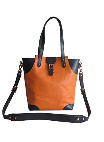 Amerileather Ruby Leather Tote (#1298-2)