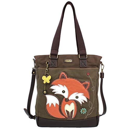 Chala Fox Work Tote Shoulder Bag – Fox Lovers Gifts