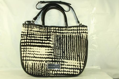 Marc Jacobs Too Hot To Handle Mini Shopper in Black Multi
