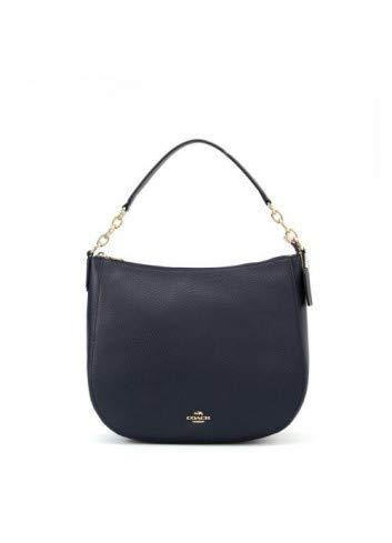 Coach Chelsea 32 Ladies Medium Leather Hobo Handbag 58036LINAV