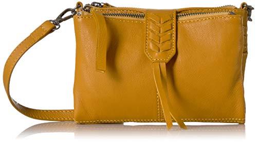Lucky Amber Convertible Wallet, Ochre/ 021