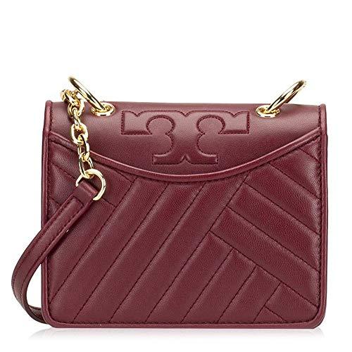 Tory Burch 50646 Alexa Mini Shoulder Bag (Imperial Garnet)