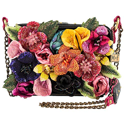 Mary Frances Blooming Beauty, Embellished Crossbody Handbag