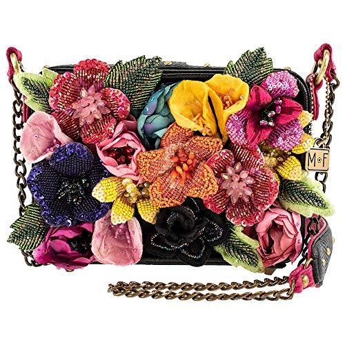 Mary Frances Blooming Beauty, Embellished Crossbody Handbag