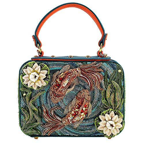 Mary Frances womens Top Hanldle Bag, Multi