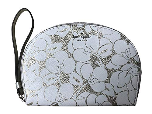 Kate Spade New York Larchmont Avenue Breezy Floral Half Moon Wristlet