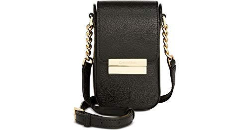 Calvin Klein Brooke Mini Black Crossbody