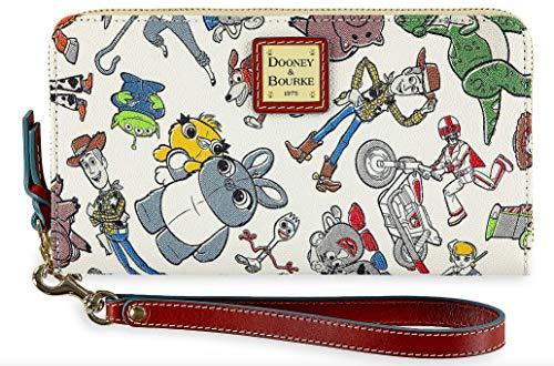 Toy Story 4 Wristlet Wallet by Dooney & Bourke