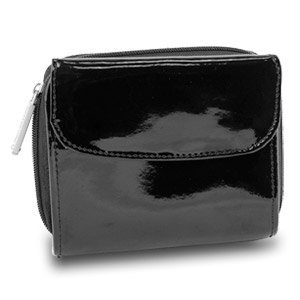 New Travelon Safe ID Leather French Wallet with RFID Blocking