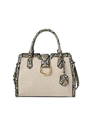 Ralph Lauren Kenton Pebble City Satchel