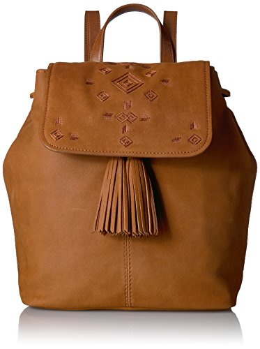 Lucky Plum Backpack, tan