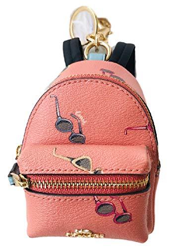 Coach Mini Backpack Sunglasses Coin Purse Key Fob Key Chain