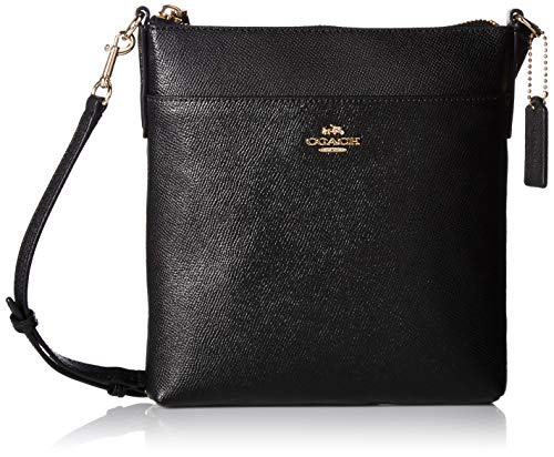 COACH Messenger Crossbody Li/Black One Size