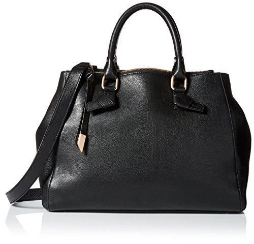 Foley + Corinna Women's Claire Satchel, Black
