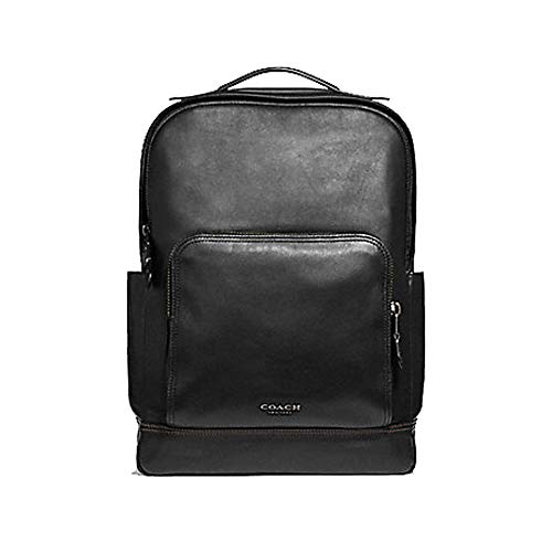 Coach Leather Graham Backpack Tote Bag – #F37599