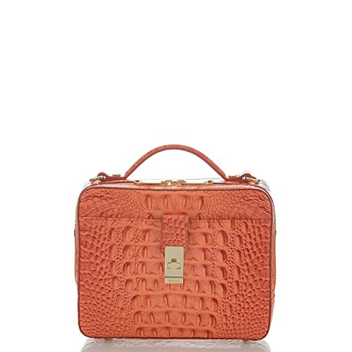Brahmin Poppy Evie Melbourne Leather Crossbody