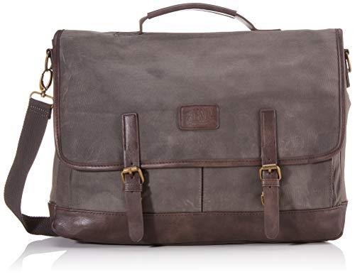 Pride & Soul Laptop Bag, Grey (Grau-braun)