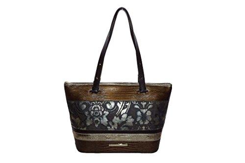 Brahmin Meduim Asher Shoulder Bag Bronze