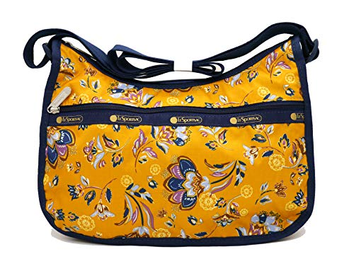 LeSportsac Classic Hobo Crossbody Handbag in Golden