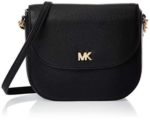 MICHAEL Michael Kors Half Dome Crossbody Black 1 One Size