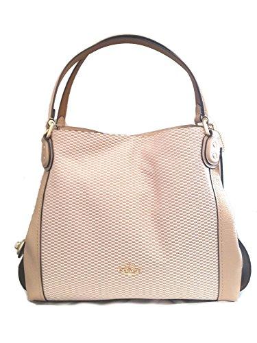 COACH Legacy Jacquard Edie 31 Shoulder Bag Beechwood One Size