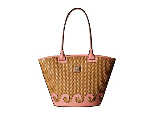Dooney & Bourke Beacon Woven Atlantic Tote