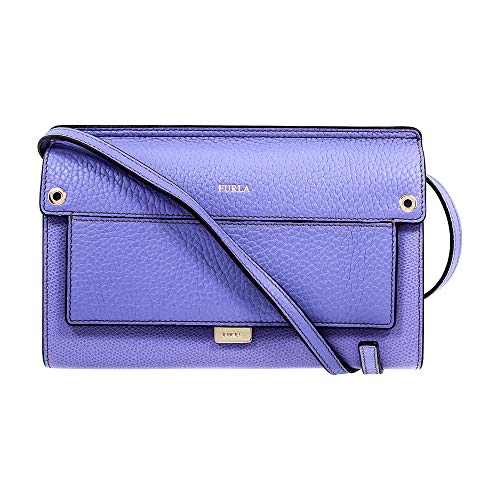Furla Like Ladies Mini Purple Lavanda Leather Crossbody 978264