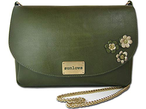 Sunlows Green Handbag Lynn