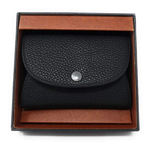 Coach Pebble Leather Coin Case