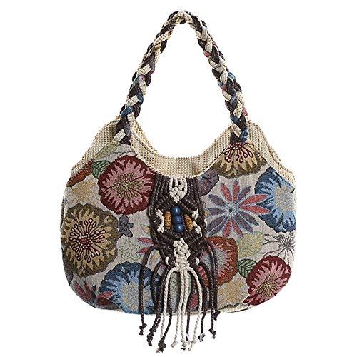 Tote Bag – Vintage Casual Art Canvas Tote, Shoulder Bag Crossbody Bag, 301020cm Simple Personality