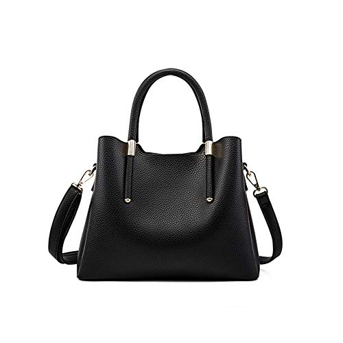 Nuanxingjiafang Handbag – Well-Made ,Large-Capacity Minimalist Tote Bag, Fashion,Hand-held Women's Bag, Leather Shopping Bag, One-Shoulder Bag -213112cm Fashion