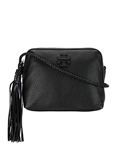 Tory Burch Taylor Camera Bag – Black