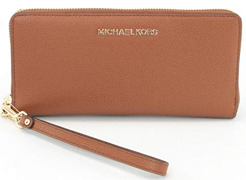 Michael Kors Jet Set Wallet Continental Luggage Ballet