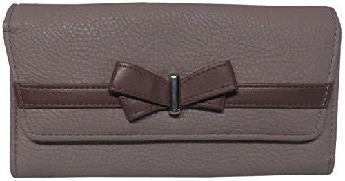 Jessica Simpson Women's Linea Wallet, Lilac Plum