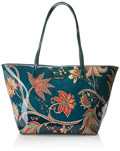 Desigual Shoulder Bag, Blue (Petrucho)